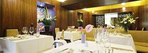 function hall restaurant banquet ballroom dining table