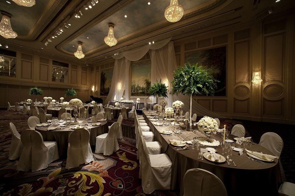 function hall banquet restaurant ballroom fancy