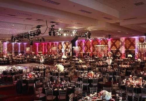 function hall banquet floristry ballroom lots