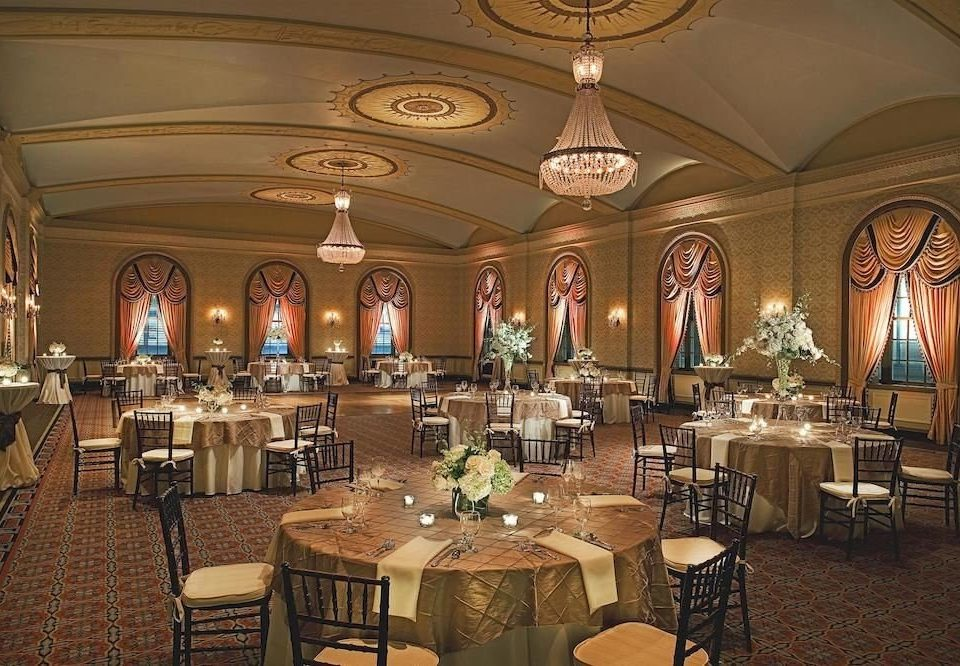 chair function hall restaurant ballroom