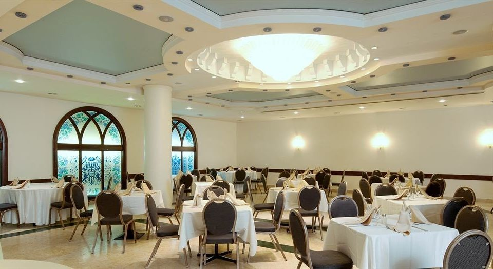 function hall scene conference hall convention center ballroom restaurant