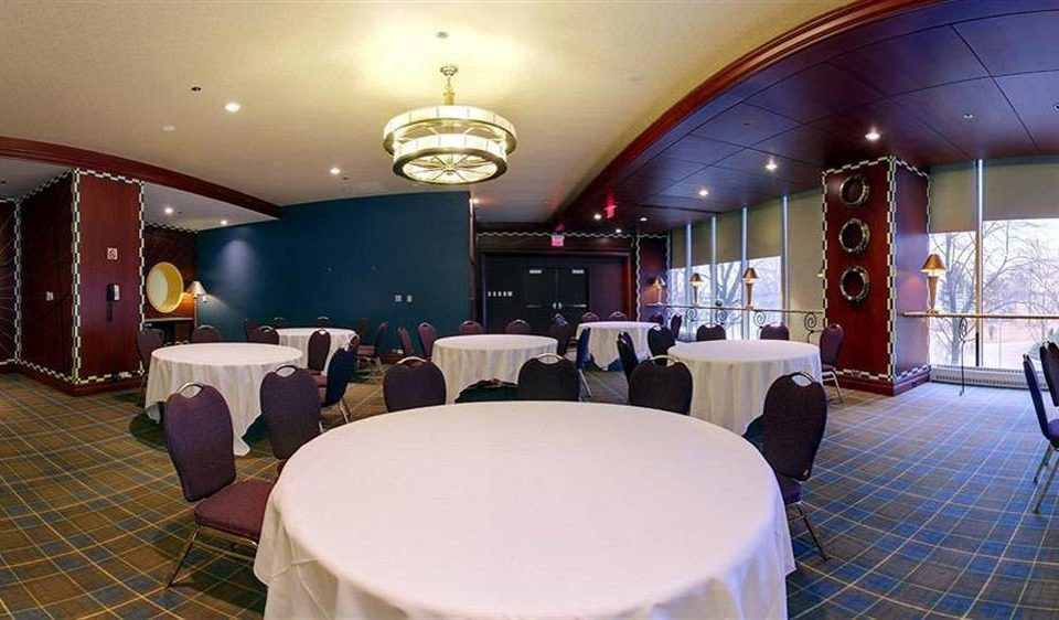 restaurant function hall conference hall ballroom