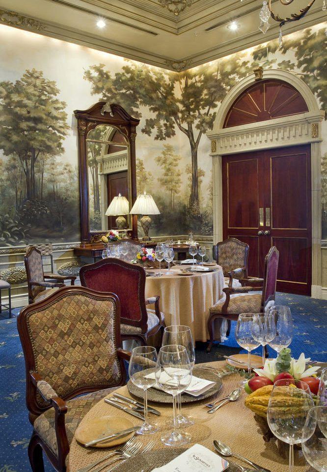 restaurant palace home mansion living room ballroom old