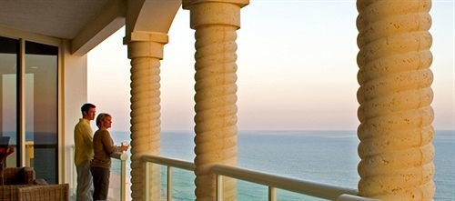 column structure baluster