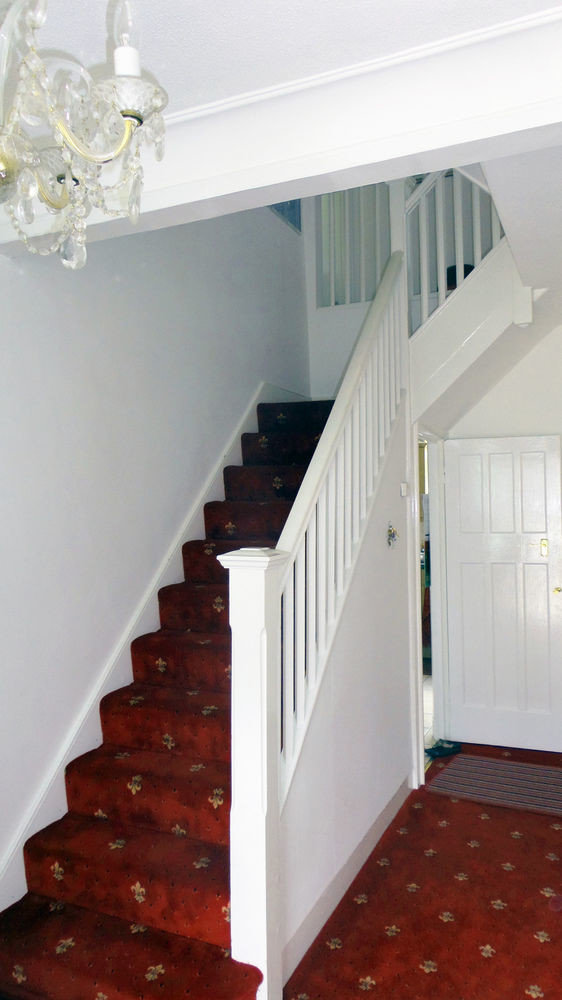 stairs property product hardwood handrail home baluster