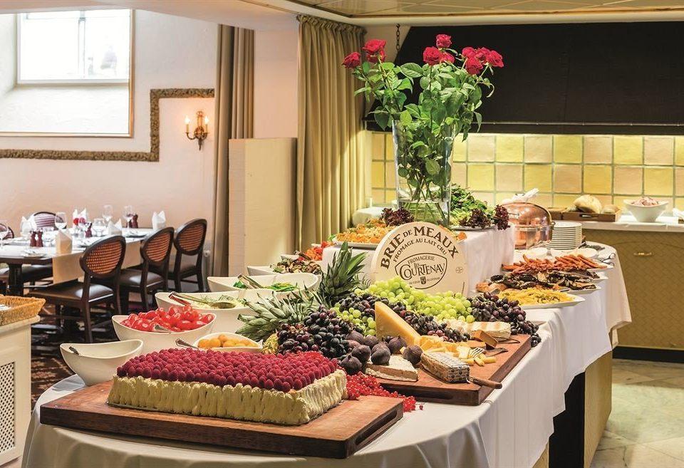 buffet brunch restaurant floristry banquet lunch function hall breakfast