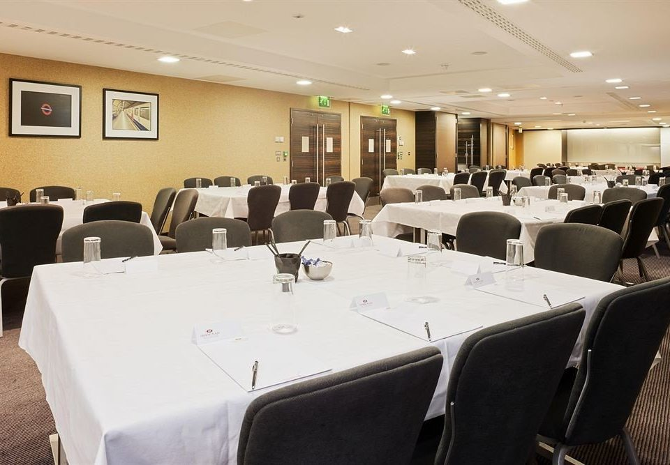 chair function hall conference hall meeting restaurant banquet convention center conference room