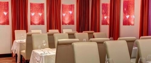 chair function hall restaurant banquet conference hall leather