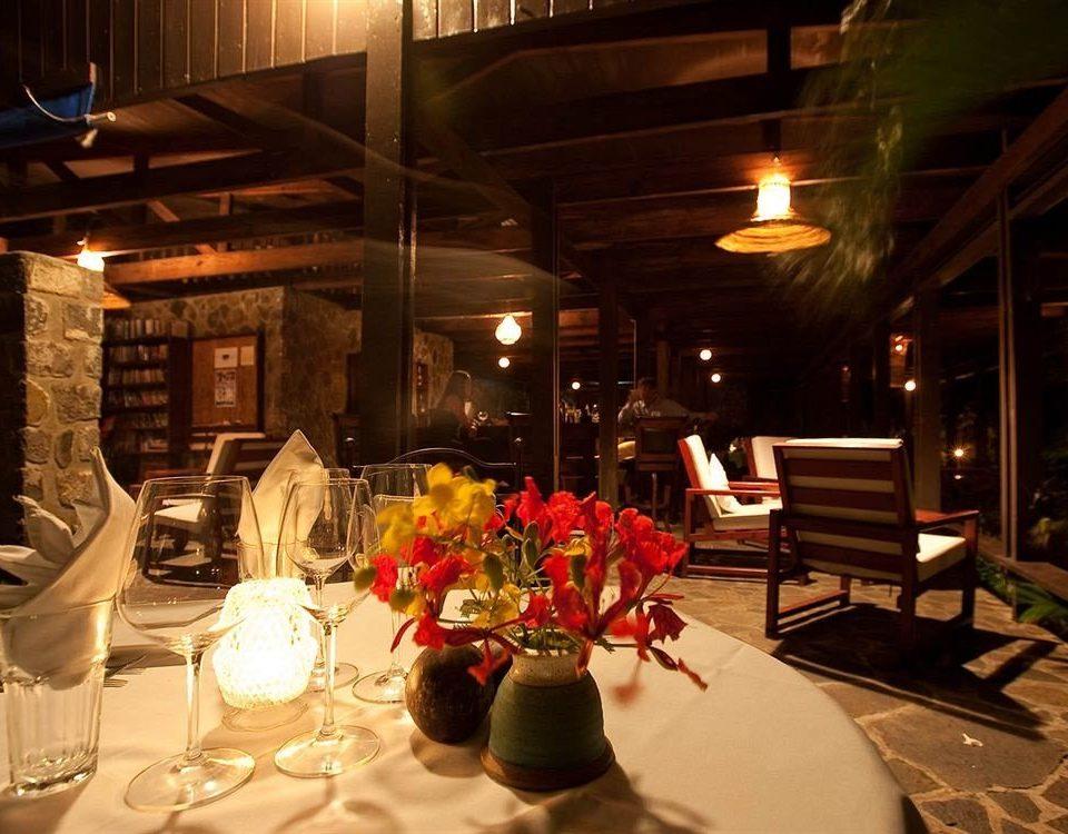 restaurant function hall lighting banquet