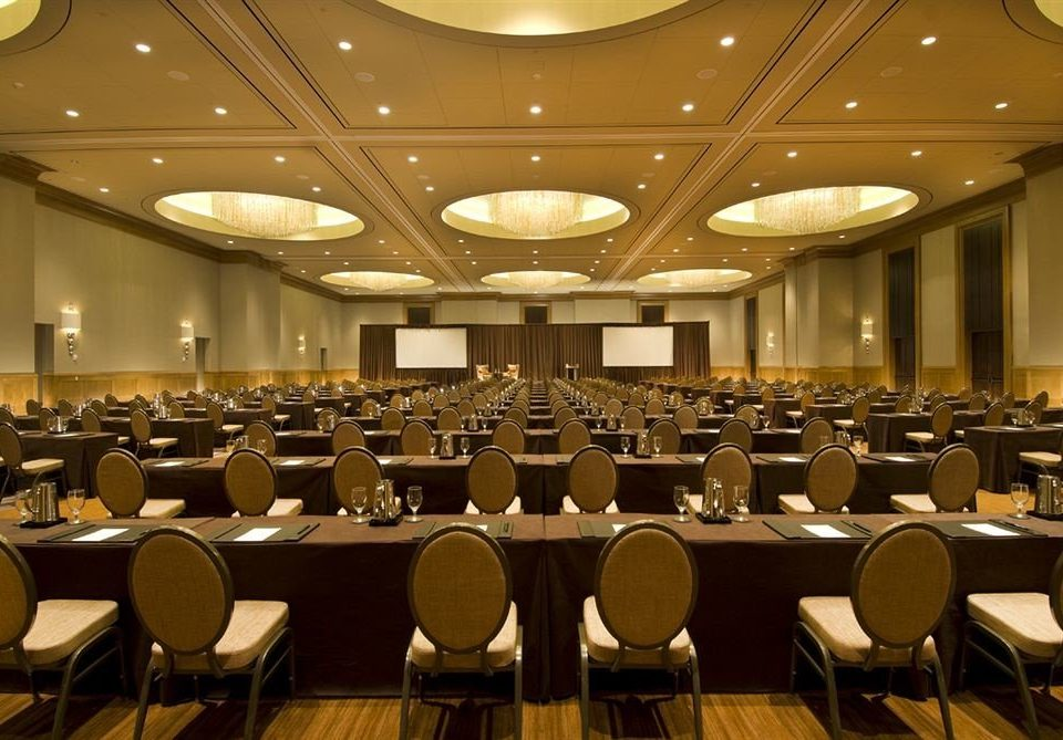auditorium function hall conference hall convention center meeting convention ballroom long Bar