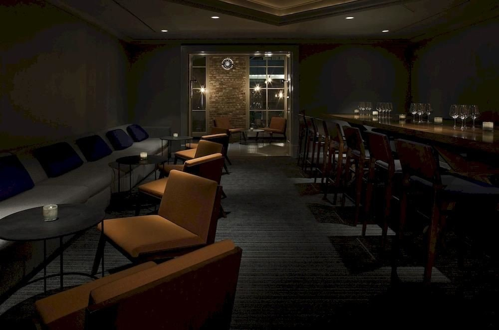 chair restaurant Bar conference hall function hall auditorium convention center