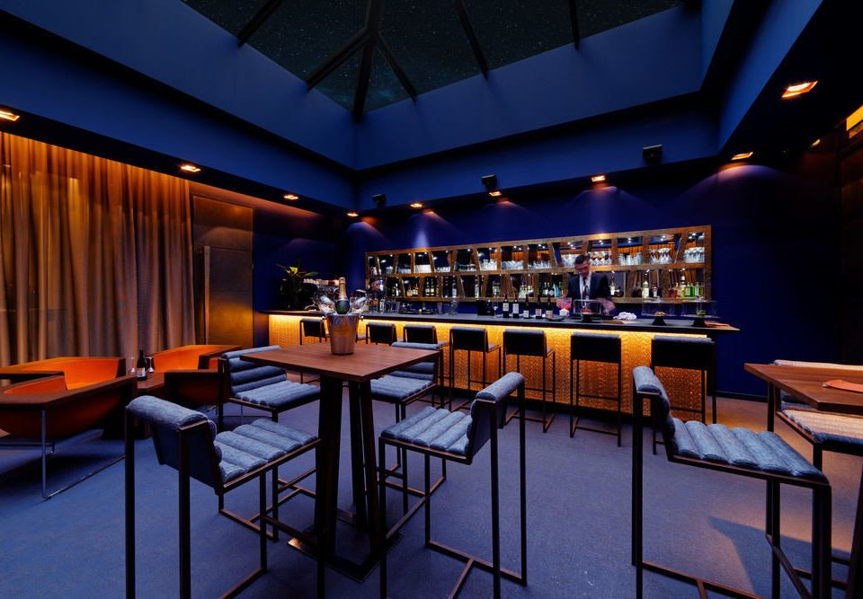 chair function hall auditorium stage restaurant Bar convention center set