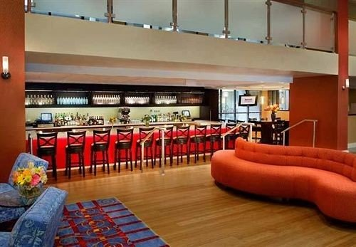 property orange auditorium recreation room Bar