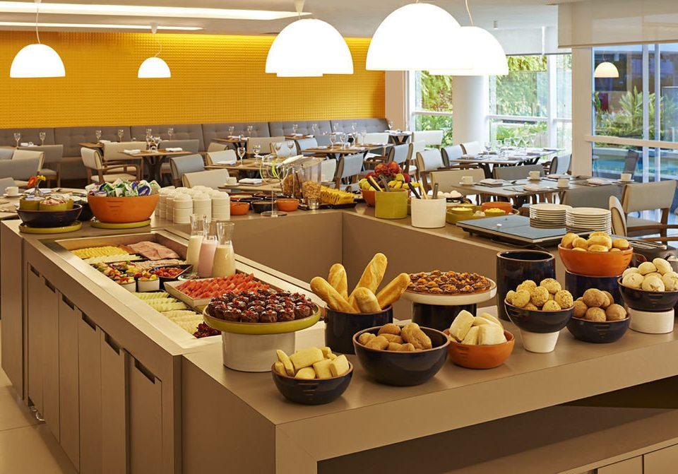 food plate counter bakery buffet brunch breakfast restaurant cafeteria Bar