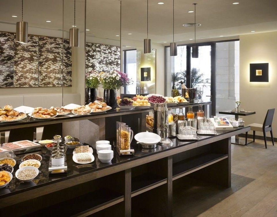 counter bakery food restaurant cuisine buffet Bar