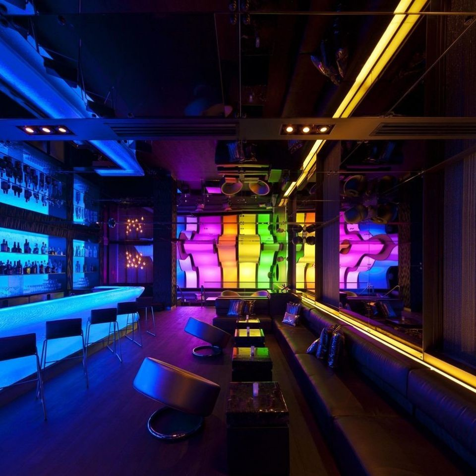 bowling ball game nightclub sports luxury vehicle Bar music venue