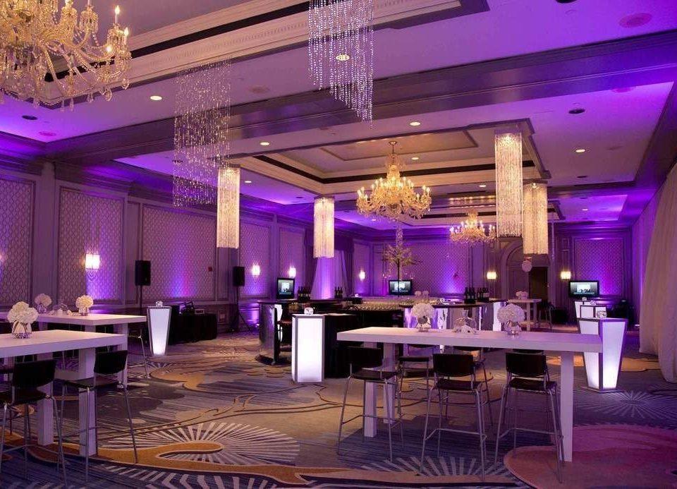 function hall purple nightclub ballroom restaurant Bar banquet convention center