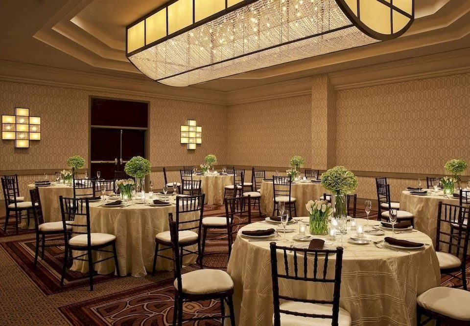 function hall restaurant banquet ballroom Bar fancy set