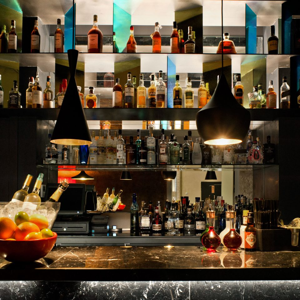 Bar Barcelona Boutique Boutique Hotels City Drink Hip Hotels Luxury Modern Nightlife Spain counter restaurant distilled beverage