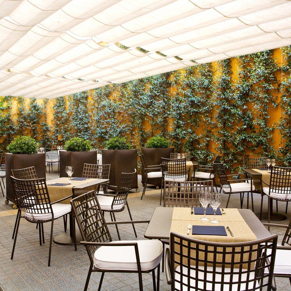 Bar Bath Drink Eat Luxury chair outdoor structure backyard orangery restaurant Patio Courtyard
