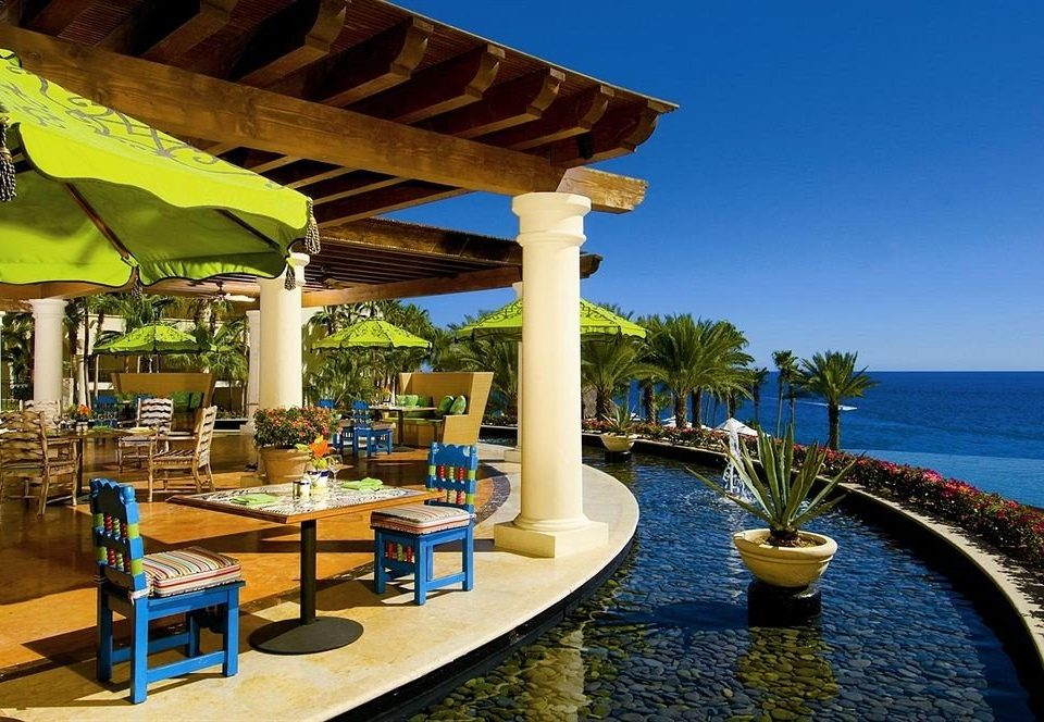 Bar Beachfront Dining Drink Eat Luxury umbrella leisure Resort Beach Villa