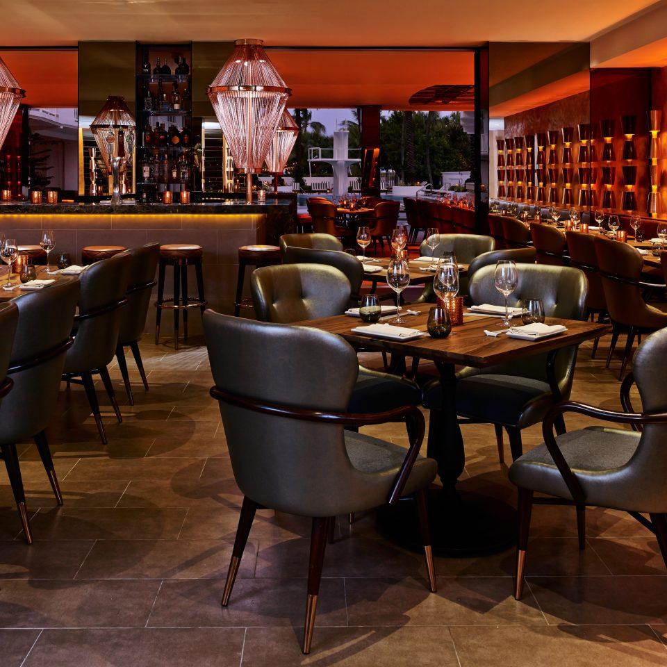 Beach Dining Eat Ocean Resort chair restaurant Bar café function hall