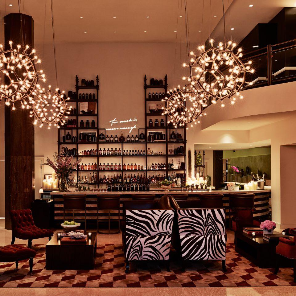 Bar Beach Drink Ocean Resort Lobby lighting living room restaurant function hall