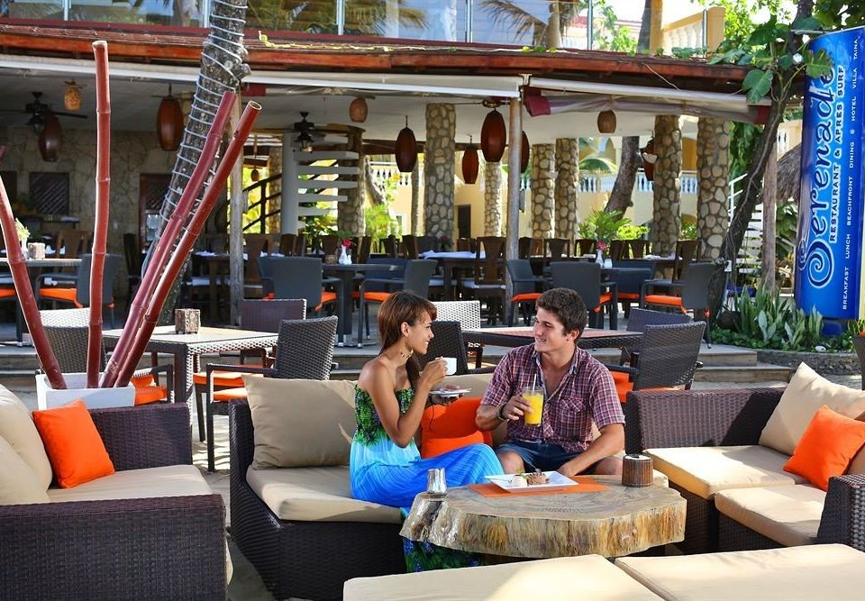 Bar Beachfront Dining Drink Eat Lounge Scenic views restaurant