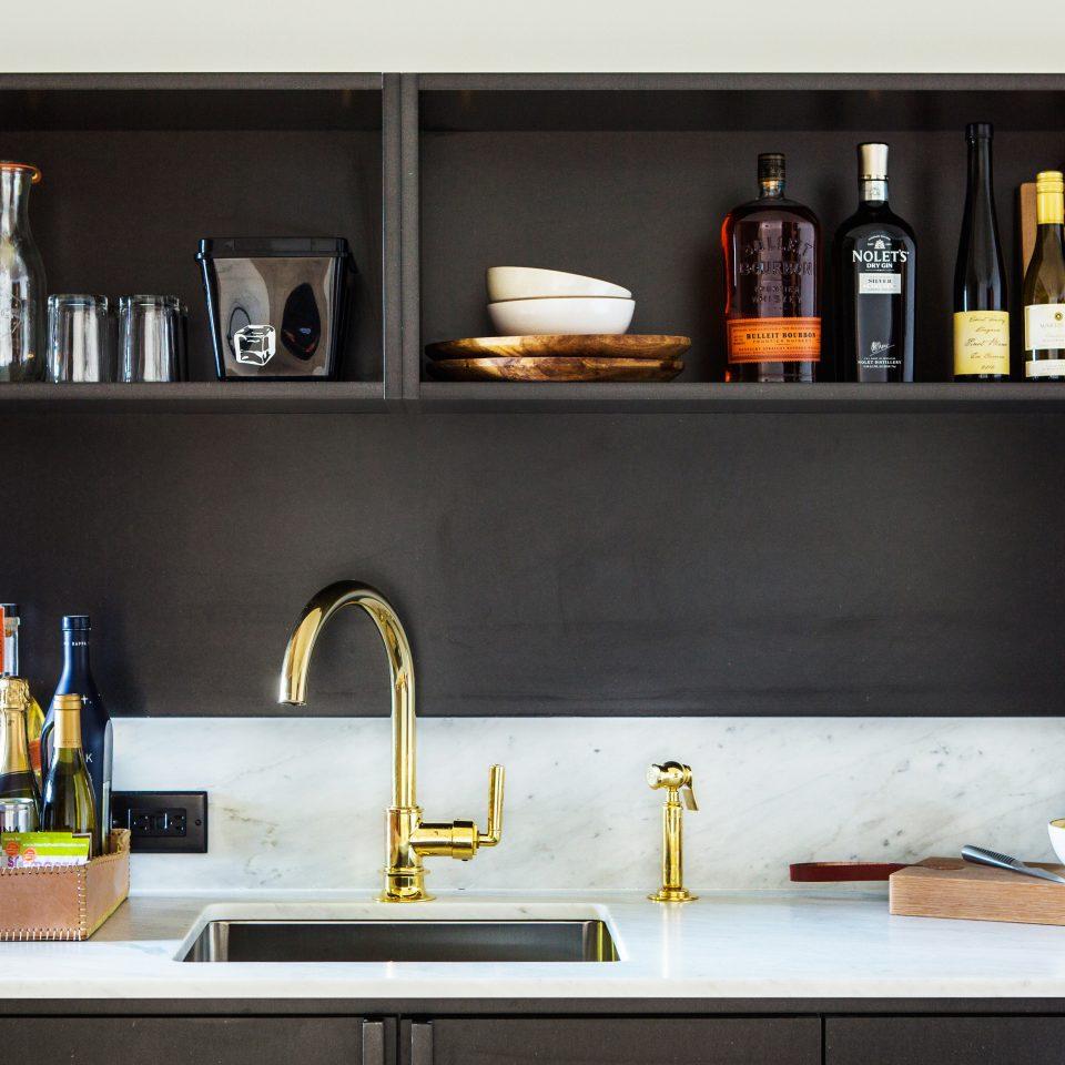 Bar Bedroom City Elegant Hip Kitchen Modern wine counter shelf cabinetry shelving appliance