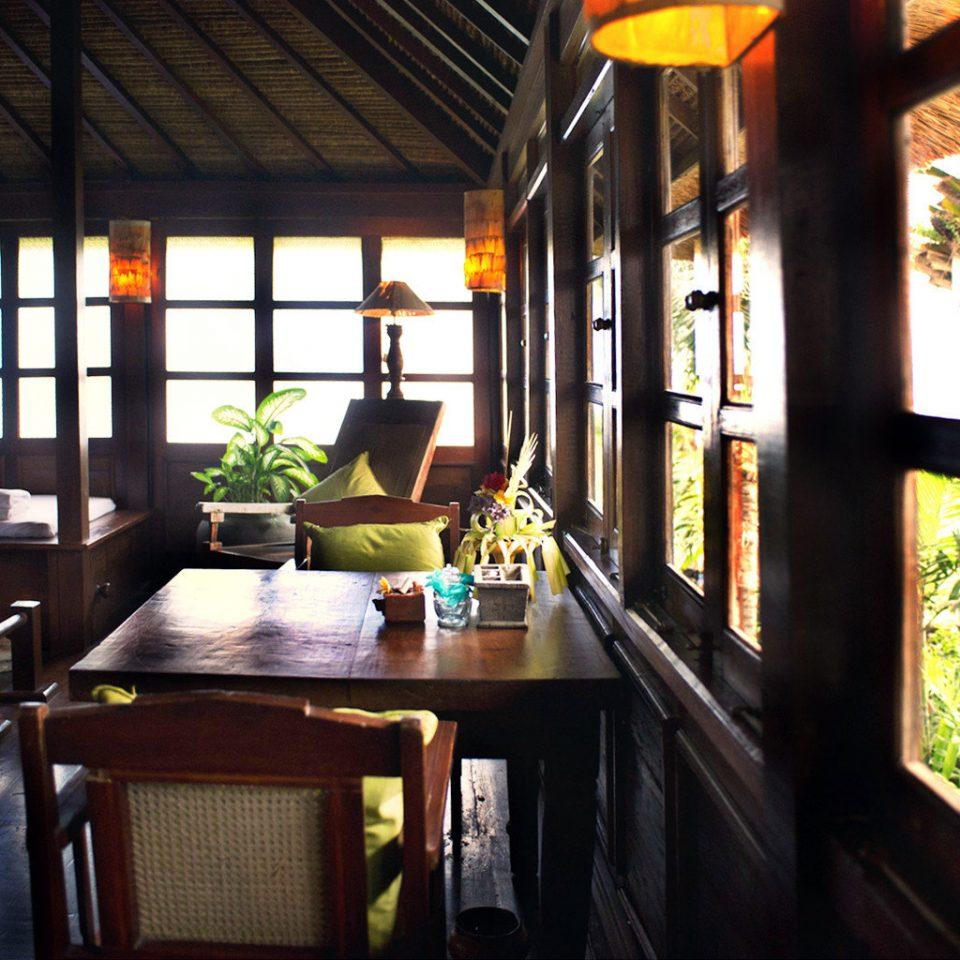 Bedroom Rustic Tropical property house home cottage Resort restaurant Villa Bar