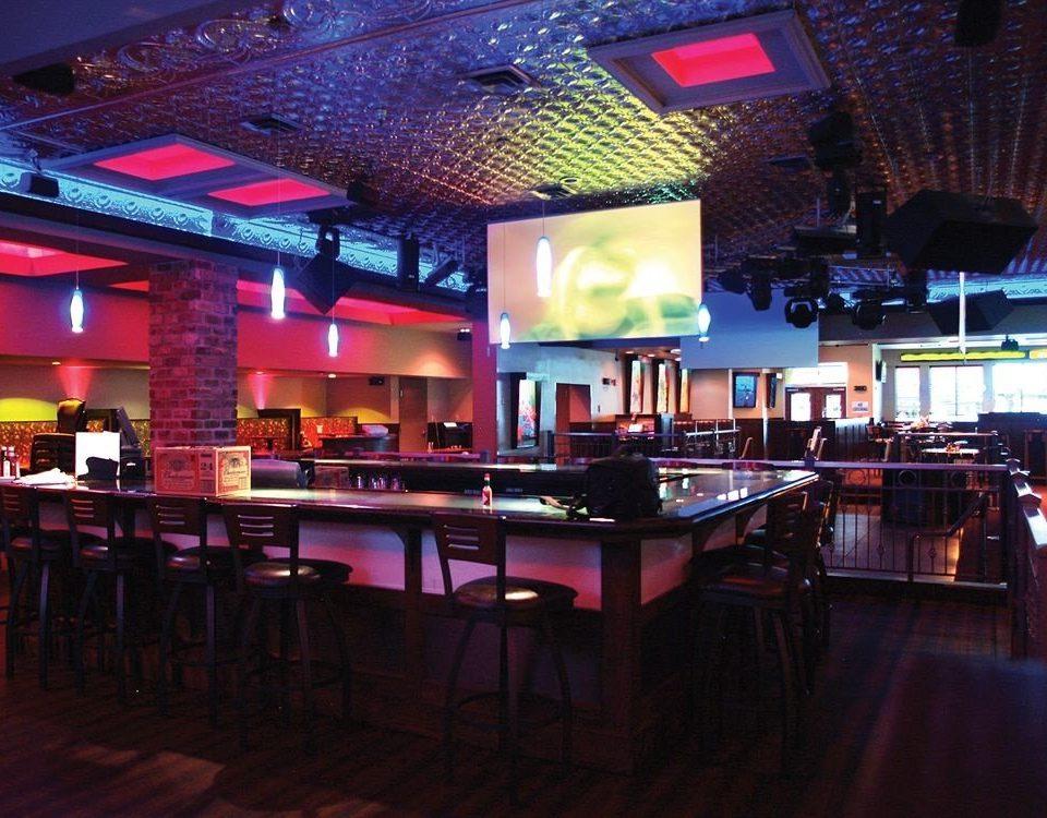 Bar billiard room restaurant nightclub function hall recreation room club