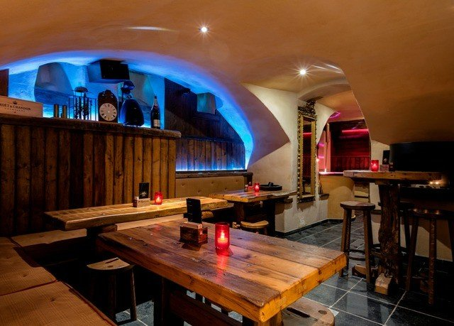wooden billiard room recreation room Bar restaurant nightclub
