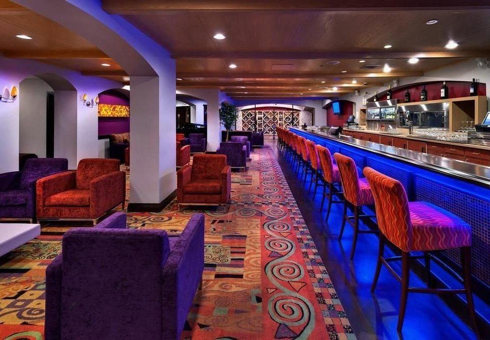 Bar function hall nightclub restaurant blue