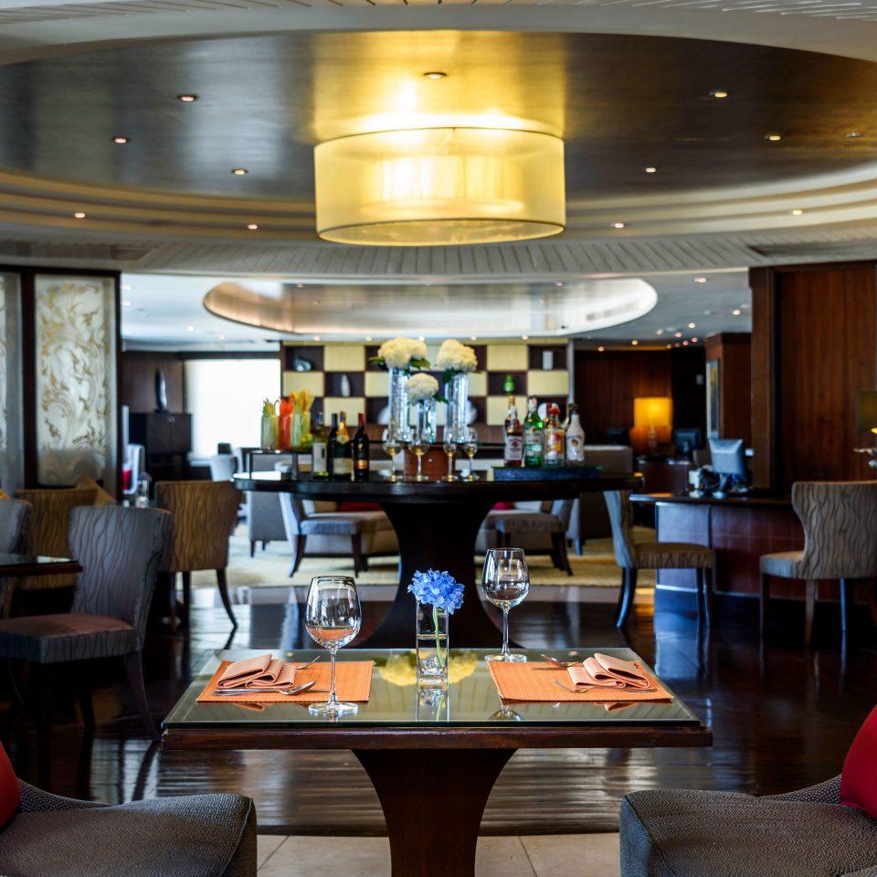 vehicle chair Boat passenger ship yacht restaurant Bar
