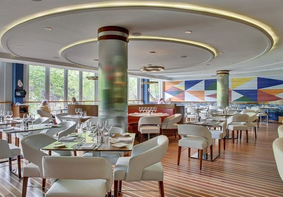 Bar Dining Drink Eat Luxury Modern chair restaurant passenger ship yacht Boat vehicle Resort function hall dining table