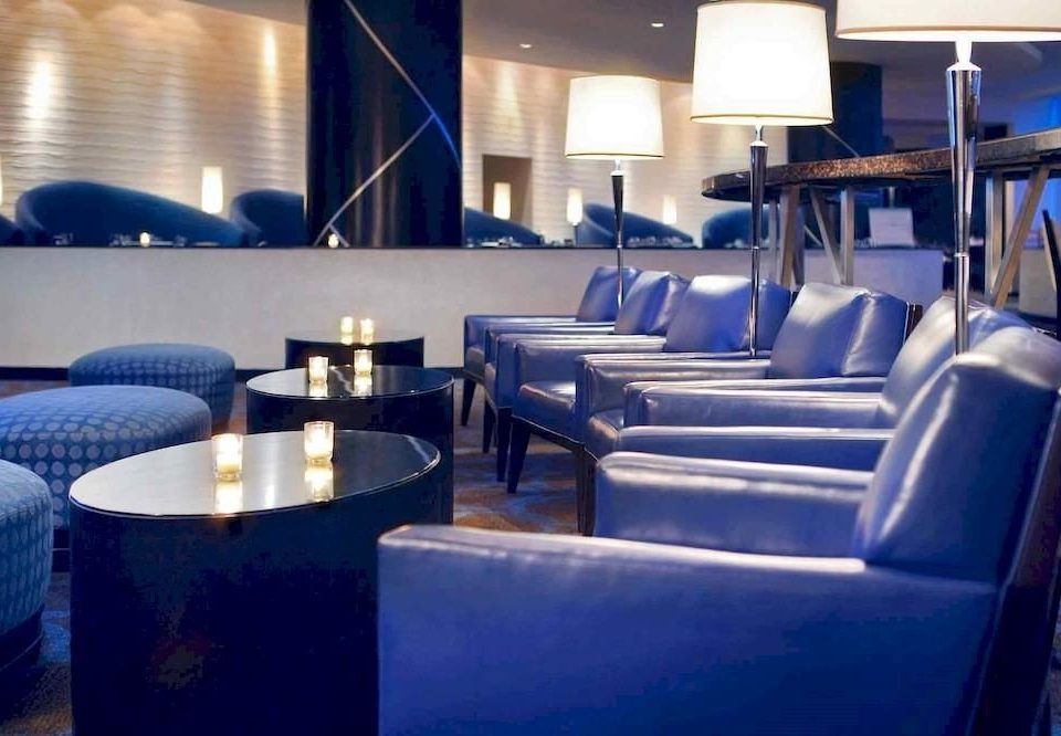 Bar Dining Drink Eat Luxury Modern Boat vehicle chair yacht passenger ship living room watercraft restaurant ship blue
