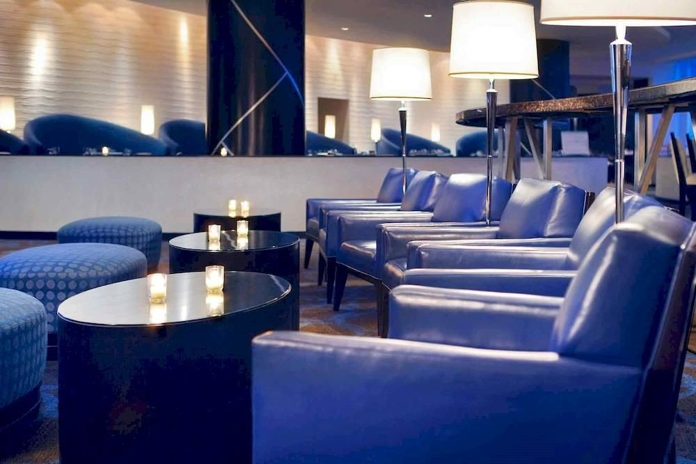 Bar Dining Drink Eat Luxury Modern Boat vehicle chair yacht passenger ship living room watercraft restaurant ship blue