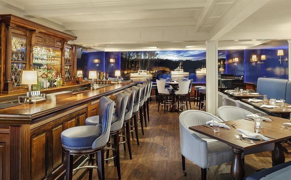 Bar Dining Inn restaurant Boat yacht passenger ship vehicle Island