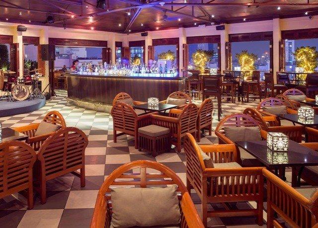 chair Dining function hall restaurant scene yacht Lobby Resort Boat Bar passenger ship vehicle