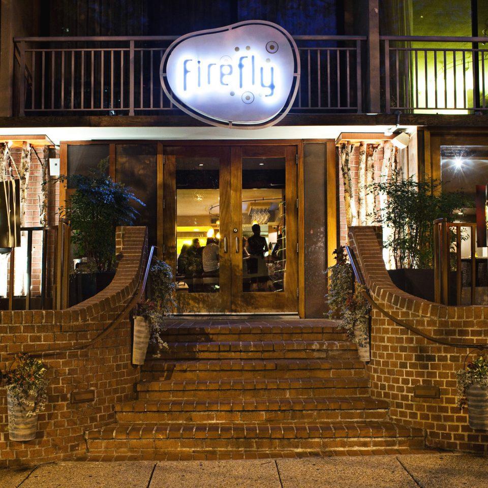 Boutique Boutique Hotels City Dining Drink Eat Hip Hotels night Bar restaurant street lighting