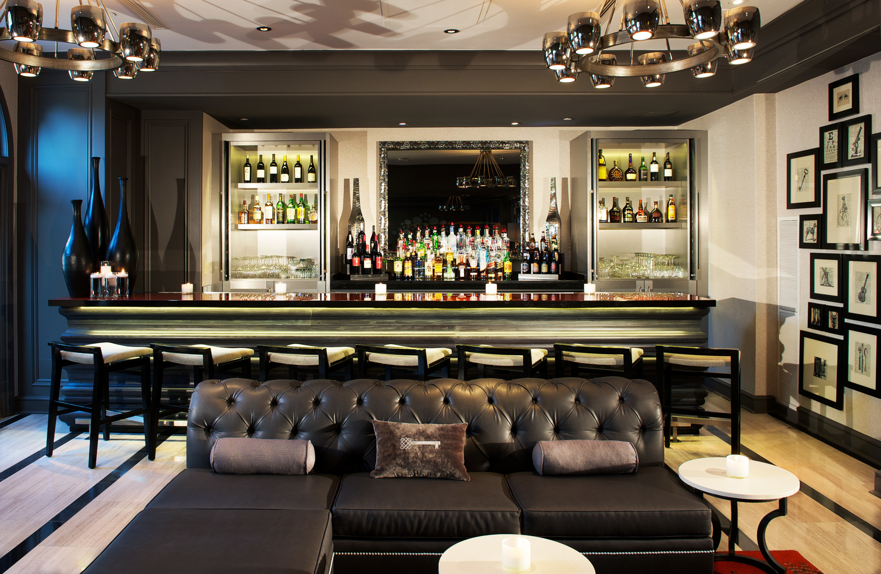 Bar Boutique Budget City Dining Drink Eat Hotels Lounge Modern Lobby recreation room living room