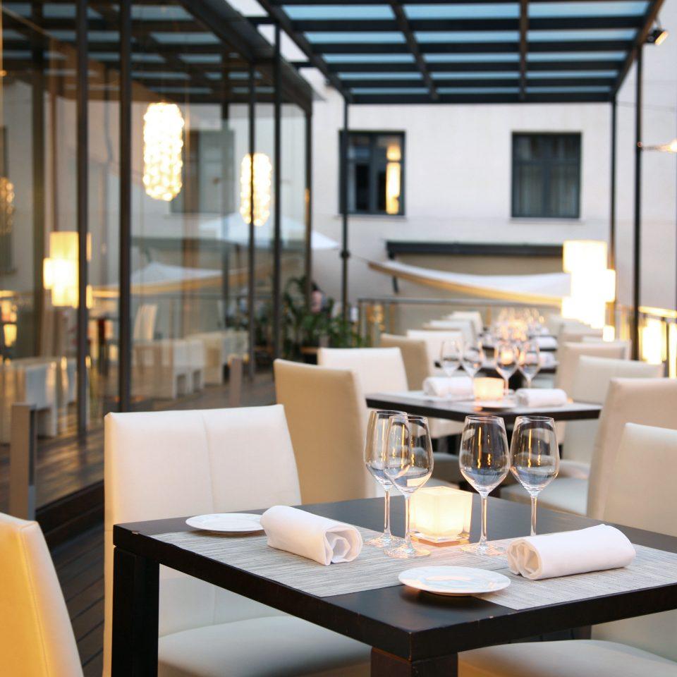 Bar Boutique Budget City Dining Drink Eat Hip Modern restaurant living room condominium