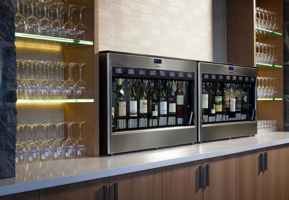 property Bar cabinetry Boutique stainless steel