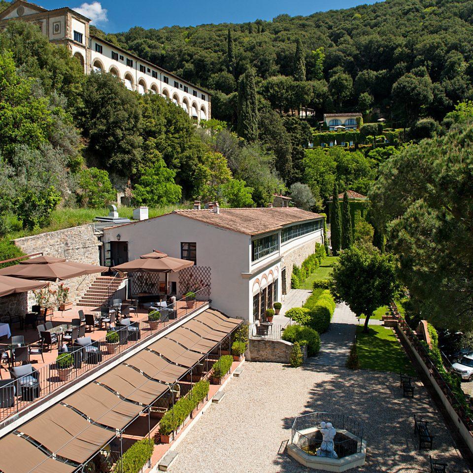 Fh Hotel Villa Fiesole Fiesole Italy Jetsetter