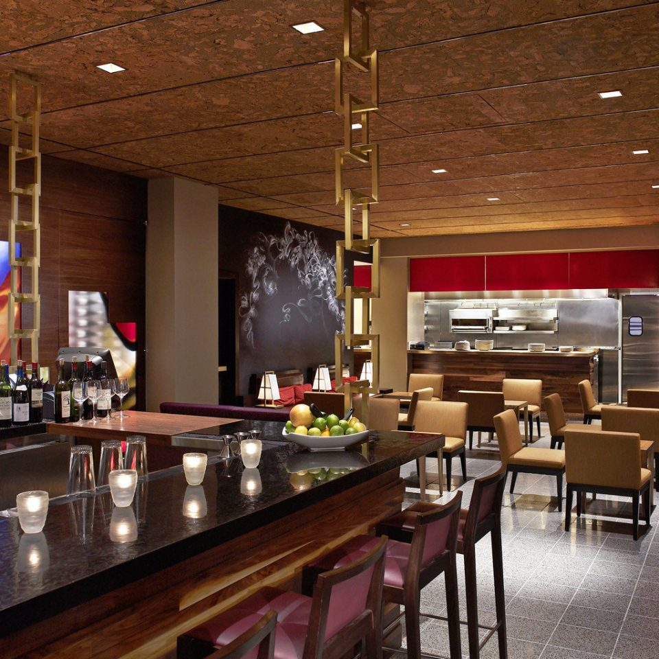 Bar Boutique City Dining Drink Eat Hip restaurant counter function hall Island