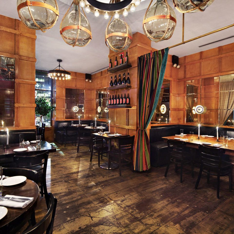 Boutique City Dining Drink Eat Modern property restaurant café Bar coffeehouse tavern dining table