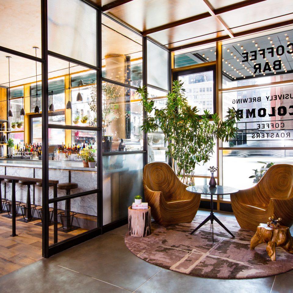 Bar Boutique City Drink Modern building art tourist attraction restaurant retail