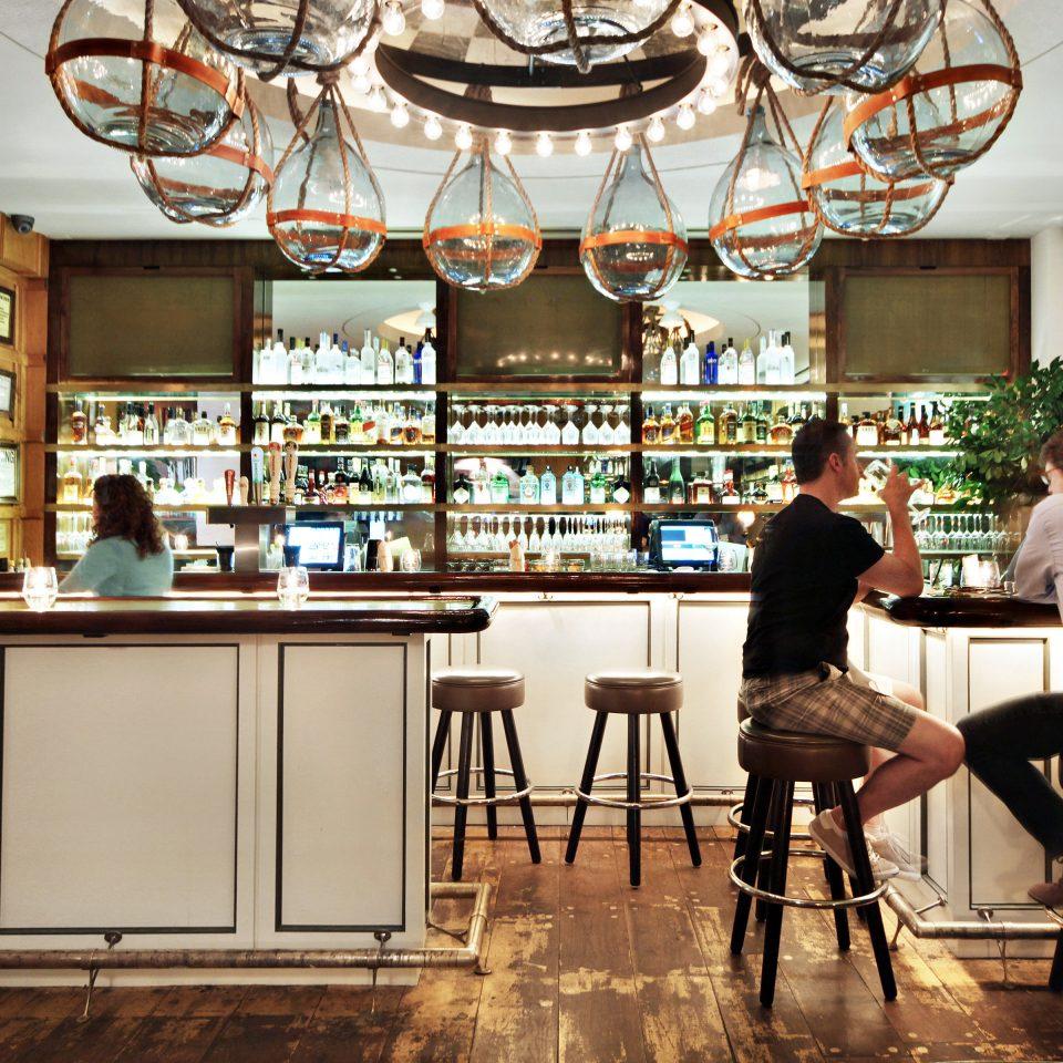 Bar Boutique City Drink Modern restaurant café