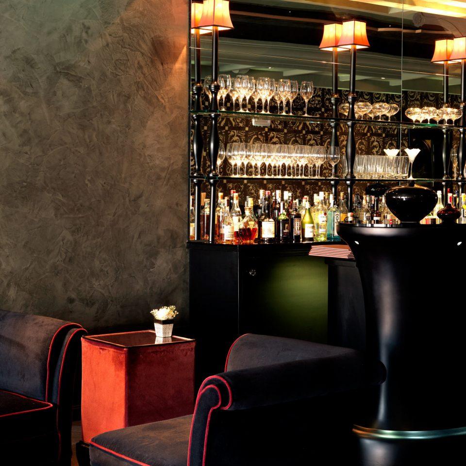Bar Boutique City Hip Honeymoon Lounge Modern Romance Romantic restaurant lighting light dark