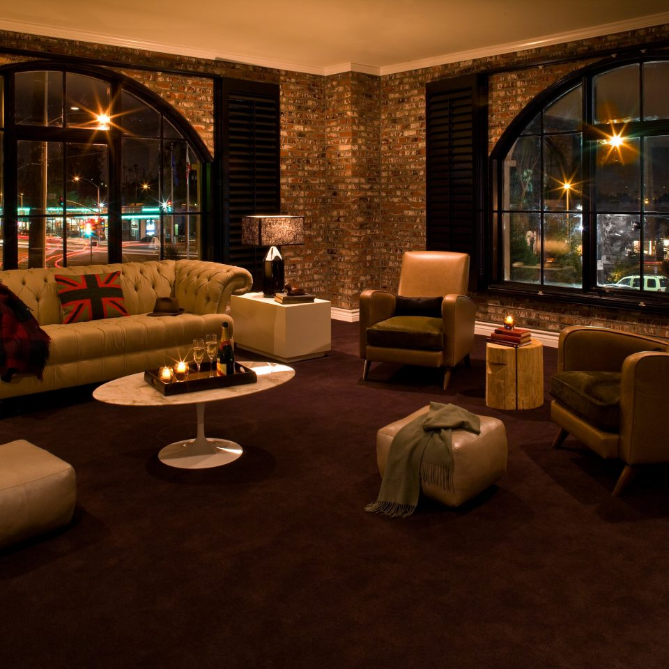 Boutique City Suite Lobby living room restaurant lighting Bar